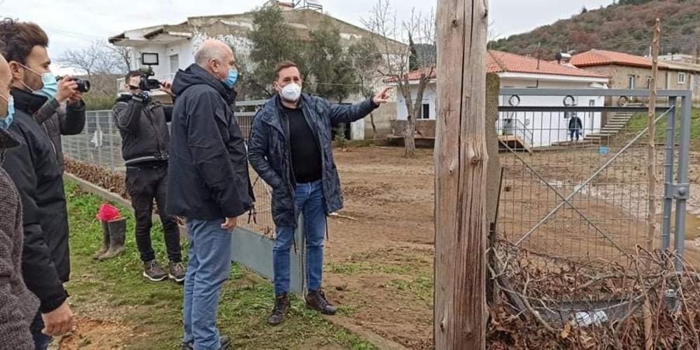 Ξεκίνησε αμέσως η καταγραφή και αποκατάσταση ζημιών από τον δήμο Αλεξανδρούπολης