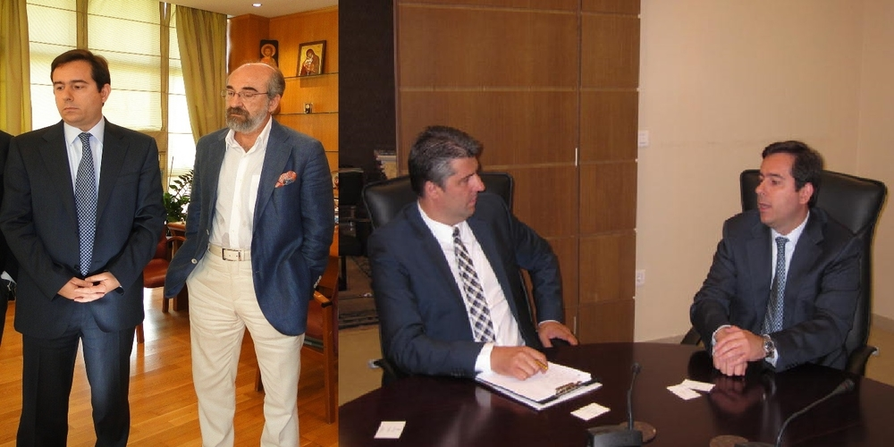 """Μηταράκης: Ήρθε στον Έβρο υπέρ των Χρυσωρυχείων το 2012 και χαρακτηρίστηκε """"ωμός εκβιαστής"""""""