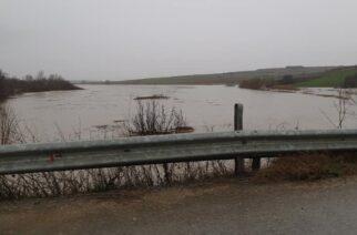 Διδυμότειχο: Άνοιξαν το θυρόφραγμα του Πυθίου χθες βράδυ – Τεχνητή πλημμύρα 6.000 στρεμμάτων