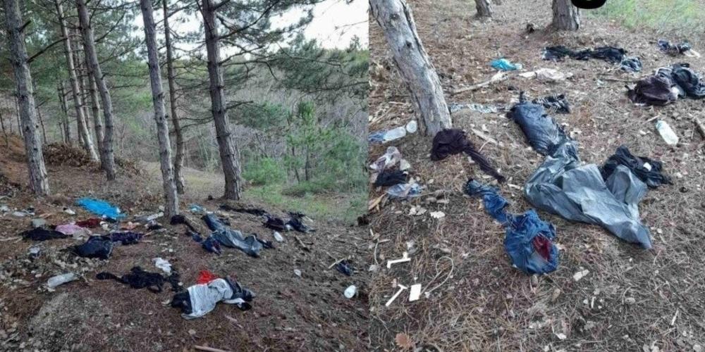 Σουφλί: Πτώμα νεαρού άνδρα, βρέθηκε πριν λίγο στο Μεγάλο Δέρειο