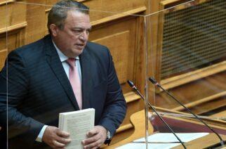 Θράσος Στυλιανίδη: Μιλάει για ανοχύρωτη στις πλημμύρες Ροδόπη, ο επί χρόνια υπουργός και δεκαετίες βουλευτής… Ροδόπης!!!