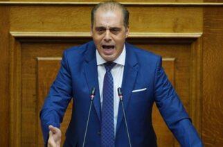 Ερώτηση Βελόπουλου στη Βουλή, για ανάκληση της απόφασης δημιουργίας νέας δομής στο Φυλάκιο