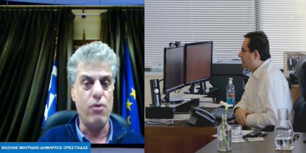 KYT Φυλακίου: Μπαράζ τηλεδιασκέψεων, αντί ΑΚΥΡΩΣΗΣ απόφασης, Μηταράκη και Μαυρίδη με Επιτροπή Αγώνα, θεσμικούς, φορείς