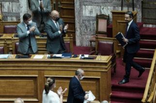 Βουλή: Εγκρίθηκε με συντριπτική πλειοψηφία, η επέκταση των χωρικών μας υδάτων στα 12 ν.μ. στο Ιόνιο