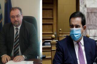 """Επίθεση Μηταράκη στο Evros-news.gr: """"Δεν διαβάζω, ούτε απαντάω σε όσα γράφει. Είναι χαμηλού επιπέδου"""""""
