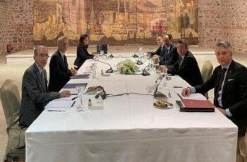 """""""Ταμάχι: Το μόνο που διακονείη Τουρκία, στις διερευνητικές"""""""