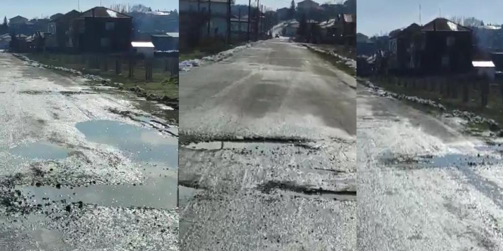 Ορεστιάδα: Αγανακτισμένοι οι κάτοικοι του Ορμενίου – Τραγική η κατάσταση του δρόμου προς Σιδηροδρομικό σταθμό