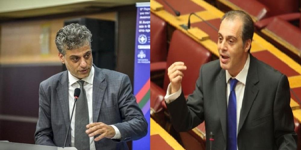 """Μαυρίδης για Βελόπουλο: """"Κατάντια του πολιτικού συστήματος. Έκανε ακροδεξιό σόου, για να μαζέψει ψήφους"""""""
