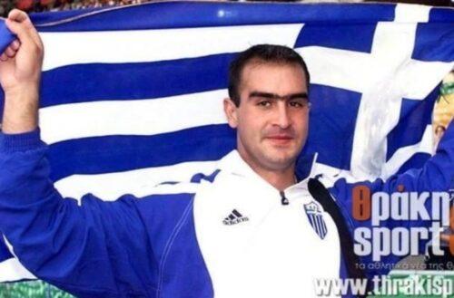 Ο Εβρίτης Κώστας Γκατσιούδης κορυφαίος Θρακιώτης αθλητής του αιώνα, στην ψηφοφορία του thrakisports.gr