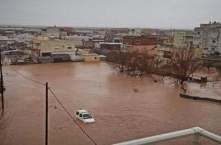 Αλεξανδρούπολη: Κλειστό θα παραμείνει το Γυμνάσιο Άνθειας σήμερα και αύριο λόγω των πλημμυρών