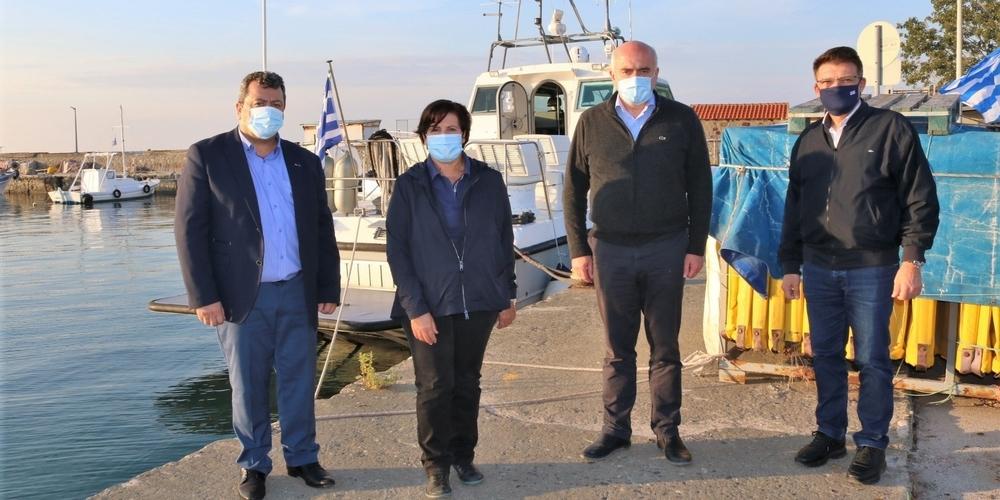 Σαμοθράκη-Θάσος: Σκάφος για τη μεταφορά ασθενών στο Λιμενικό, με χρηματοδότηση απ' την Περιφέρεια ΑΜΘ