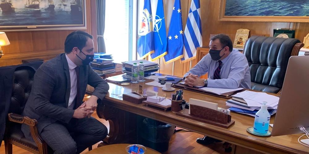 Δερμεντζόπουλος: Ζήτησε απ' τον Παναγιωτόπουλο την αποζημίωση των στρατιωτικών του Έβρου για τις απλήρωτες υπηρεσίες