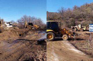 Σουφλί: Συνεχείς παρεμβάσεις στα ορεινά χωριά, για αποκατάσταση των σοβαρών ζημιών απ' την κακοκαιρία