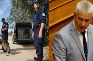 Δημοσχάκης: Αποσιώπησε την ΑΡΝΗΤΙΚΗ απάντηση του υπουργείου, για αύξηση ορίου ηλικίας υποψηφίων Συνοριοφυλάκων