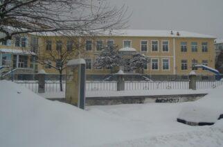 Κλειστά ΟΛΑ τα σχολεία αύριο σε Έβρο και Περιφέρεια ΑΜΘ με απόφαση Μέτιου