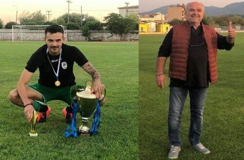 Σαραντίδης: Από την Α.Ε.Διδυμοτείχου μεταγραφή στον Θεσπρωτό (Football League) του Εβρίτη ιδιοκτήτη Γιώργου Αραμπατζάκη