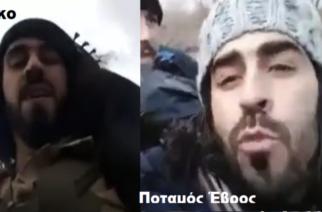ΒΙΝΤΕΟ: Η διαδρομή λαθρομετανάστη απ' το Μαρόκο στον Έβρο και σε δομή της Θεσσαλονίκης