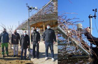 Αλεξανδρούπολη: Ολοκληρώθηκε η εγκατάσταση Αγρο-Μετεωρολογικών Σταθμών για την υποστήριξη και κάλυψη αναγκών του αγροτικού τομέα