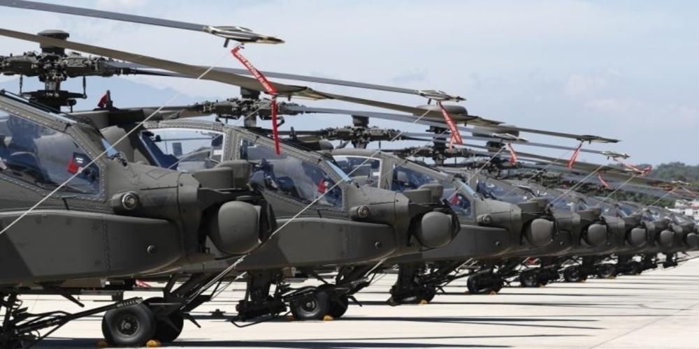 Αλεξανδρούπολη: Πάνω από 150 αμερικανικά ελικόπτερα και επιθετικά Apache, θα έρθουν στο λιμάνι