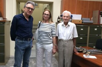 Αλεξανδρούπολη: Ανακοίνωση του Ιστορικού Μουσείου για τον θάνατο του Ιωάννη Μαζαράκη-Αινιάν