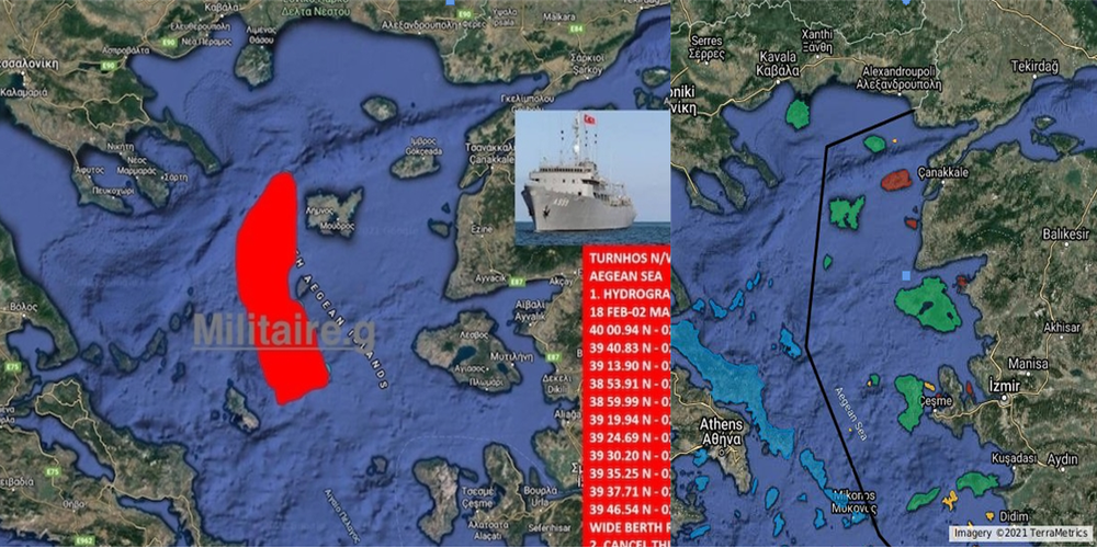 """Χρήστος Κηπουρός: """"Ένα """"άυλο"""" συνοδευτικό σκάφος του Τουρκικού Ναυτικού: Το blame game!"""""""