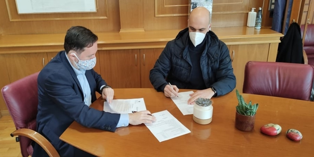 Αλεξανδρούπολη: Υπεγράφη η σύμβαση για την αποκατάσταση των ζημιών στη γέφυρα Λουτρού απ' τις πλημμύρες