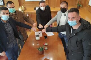 """Αλεξανδρούπολη: Οι δημοτικοί σύμβουλοι της """"ΑΝΑΣΑ"""" για την σύμπραξη με την δημοτική αρχή"""