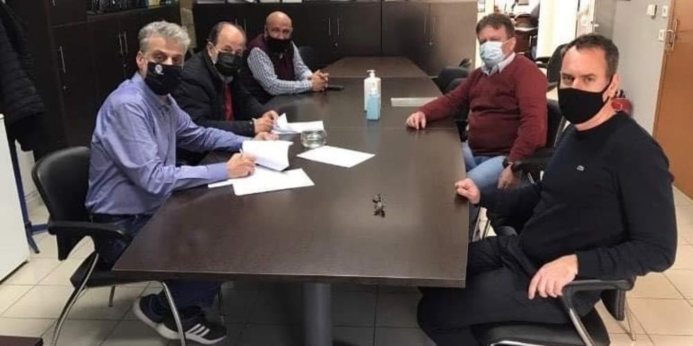 Ορεστιάδα: Υπογράφηκε η κατασκευή εγκαταστάσεων του βιολογικού Ν. Βύσσας, με χρηματοδότηση απ' το ΕΠΣΑ της Περιφέρειας