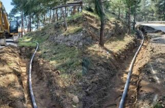 Αλεξανδρούπολη: Ολοκληρώθηκε η κατασκευή δικτύου ύδρευσης στην περιοχή της Μάκρης