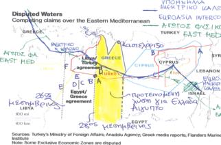 """Χ.Κηπουρός-Π.Χριστοδούλου: """"Το Βατερλό μιας τρελής χαρτογραφίας"""""""