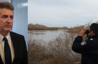 Χρυσοχοίδης: Ετοιμάζει πρόσληψη 240 Συνοριοφυλάκων στον Έβρο, αντί 600 που αρχικά ανακοίνωσε και ακύρωσε