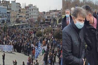 Ορεστιάδα: Πάει να γίνει πιο ανεπιθύμητος απ' τον… Μηταράκη ο Χρυσοχοίδης- Αποδοκιμάστηκε πριν ακόμα έρθει (ΒΙΝΤΕΟ)