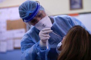 Διενέργεια rapid test κορονοϊού σε υπαλλήλους υπηρεσιών στην Αλεξανδρούπολη και την Ορεστιάδα