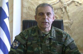 Σε Αντιστράτηγο προήχθη ο Εβρίτης Άγγελος Χουδελούδης, πρώην Διοικητής της 12ης Μεραρχίας