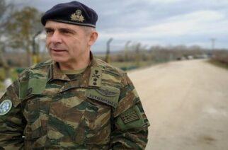 Διοκητής στο Δ' Σώμα Στρατού ο Εβρίτης Αντιστράτηγος Άγγελος Χουδελούδης