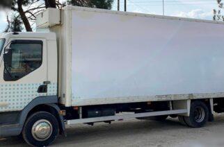 Ορεστιάδα: Συνελήφθη φορτηγατζής που μετέφερε κρυμμένους στη νταλίκα λαθρομετανάστες