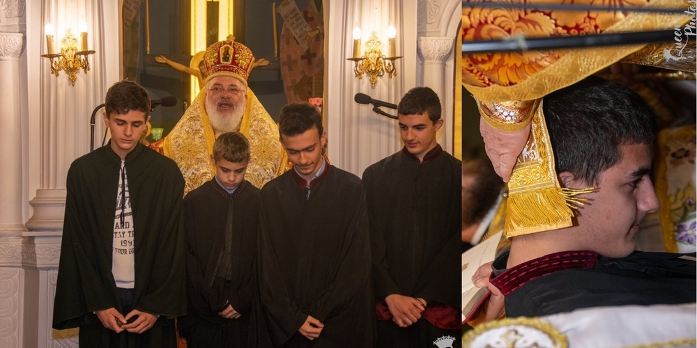 Ορεστιάδα: Εξήρε το ενδιαφέρον των νέων για την βυζαντινή μουσική ο Σεβασμιότατος Μητροπολίτης Δαμασκηνός