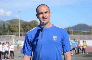 Ο Εβρίτης Κώστας Γκατσιούδης υποψήφιος για την Ολυμπιακή Επιτροπή