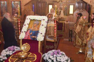 Διδυμότειχο: Την μνήμη της αγίας Θεοδώρας, της Βασιλίσσης Άρτας, τίμησε η Μητρόπολη