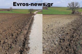 ΚΑΤΑΓΓΕΛΙΑ: Μηχανήματα του δήμου Διδυμοτείχου, χρησιμοποιήθηκαν για εργασίες στα χωράφια ιδιώτη χωριού της περιοχής (ΒΙΝΤΕΟ)