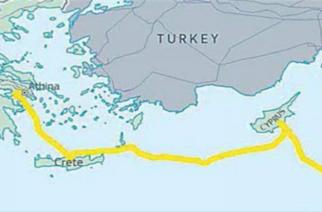 """""""Ηλεκτρικό καλώδιο Ελλάδας Κύπρου: Η προσφυγή εις βάρος της """"Γαλάζιας Πατρίδας"""", κατατροπώνει κάθε ρηματική διακοίνωση!"""""""