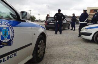 Αλεξανδρούπολη: Καταδίωξη αυτοκινήτου με λαθρομετανάστες, κόντρα στο ρεύμα στην Εγνατία οδό, από Αρδάνιο ως Σάππες