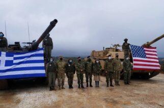 «ΘΡΑΚΙΚΗ ΣΥΝΕΡΓΑΣΙΑ – 21»: Η εντυπωσιακή στρατιωτική άσκηση Ελλήνων και Αμερικανών στην περιοχή μας (φωτορεπορτάζ)
