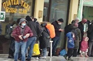 Σουφλί: Λαθρομετανάστες στο κέντρο της πόλης, ψάχνουν τρόπο να αναχωρήσουν προς Θεσσαλονίκη (ΒΙΝΤΕΟ)