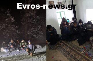 Σουφλί: Λαθρομετανάστες μπαίνουν ανεξέλεγκτα σε σπίτια χωριών, για να προφυλαχθούν από χιόνι, κρύο
