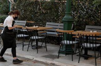 Άνοιγμα της εξωτερικής εστίασης τον Απρίλιο «έδειξε» ο υφυπουργός παρά τω Πρωθυπουργώ Α.Σκέρτσος