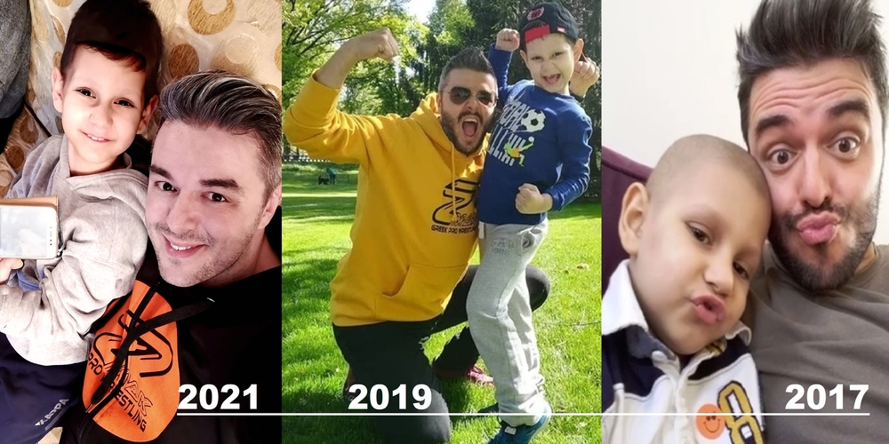 Πολυχρονίδης: Συγκινημένος γιατί το βαφτιστήρι του, ο μικρός Βαγγέλης, νίκησε τον καρκίνο και επέστρεψε απ' τις ΗΠΑ