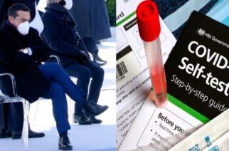 Ξεφτιλίστηκε πάλι ο ΣΥΡΙΖΑ: Κατήγγειλε σκάνδαλο Κυβέρνησης-Siemens-self test, αλλά η εταιρεία δεν υπέβαλλε καν προσφορά!!!