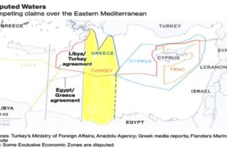 """""""Δεν φταίει η Αίγυπτος. Εμείς φταίμε.Όμως και τώρα, ο Ελληνισμός μπορεί"""""""
