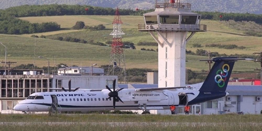 """Αλεξανδρούπολη: Επιστολή Πέτροβιτς στα υπουργεία για την έλλειψη αποθήκης καυσίμων στο αεροδρόμιο """"Δημόκριτος"""""""